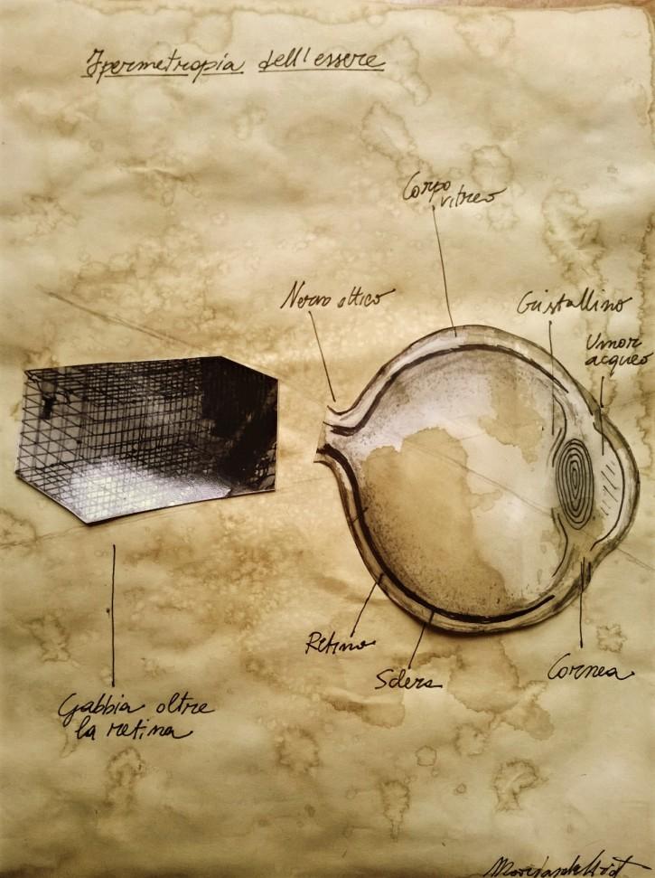 Ipermetropia dell'essere Mariasole Ariot